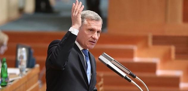 Senátor Čunek: Bečva? Naštval mě ministr Hamáček