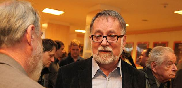Exministr Jaroslav Bašta znovu promluvil k Ukrajině. A zostra
