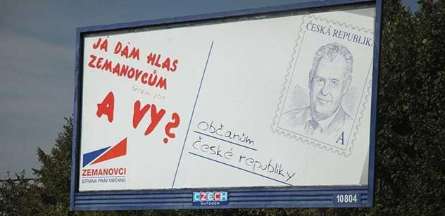 Buran z Hradu, kampaň a chytrý Zeman. Experti se usmívají nad tím, jak prezident trápí odpůrce