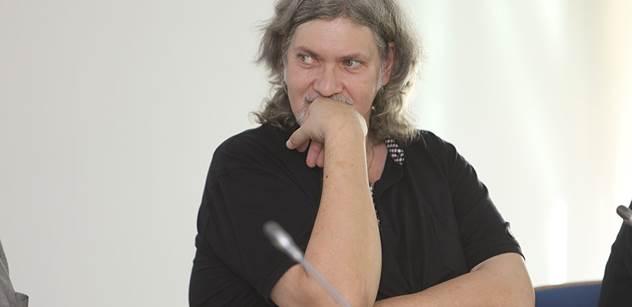 To je sranda: Petr Žantovský se ujal své funkce v ČTK. A někoho z toho málem klepla pepka