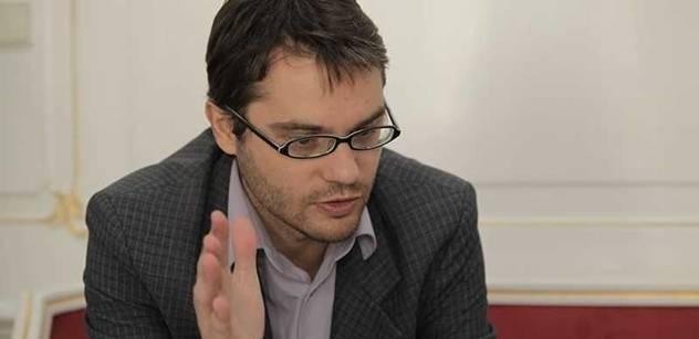 Zemana vyřeší příroda, doufá europoslanec Polčák. Fašistická stoka, vypálil Ovčáček