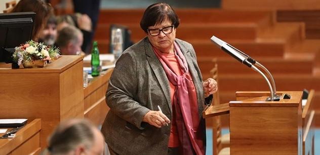 Ministryně Benešová: Rozšíření kontrolní působnosti Nejvyššího kontrolního úřadu