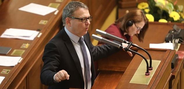 Ministr Zaorálek: Pan Babiš vstoupil do politiky především proto, aby hájil zájmy svého podniku