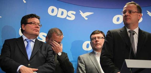 Brutální hádka v ODS: Za výprask ve volbách může Nečas a paraziti