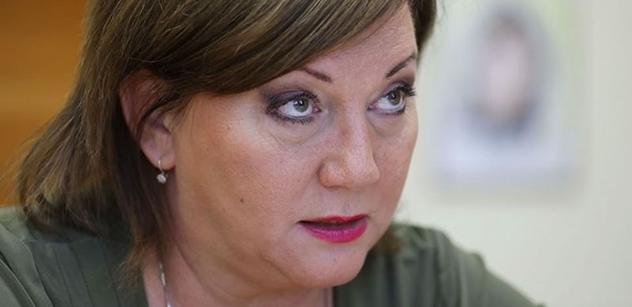 Ministryně Schillerová: Opozice se vás snaží jen obalamutit. Máme čísla a důkazy