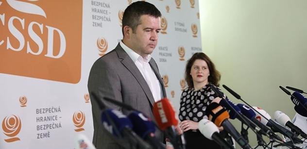 ČSSD má zájem o vedení sněmovního sociálního výboru
