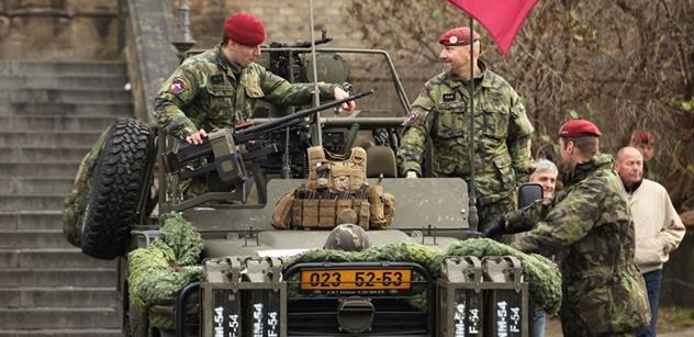 Armáda dostane od české firmy tisíce přístrojů nočního vidění. Jejich původ je ale z Ameriky