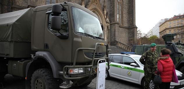 Podvozky Tatra budou sloužit slovenské armádě