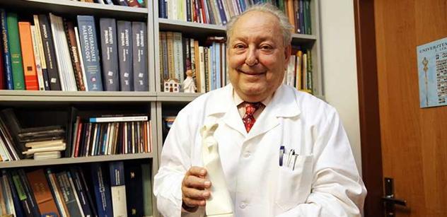 Profesor Klener varuje před zásadní hrozbou pro zdravotnictví: Může být mnohem hůře