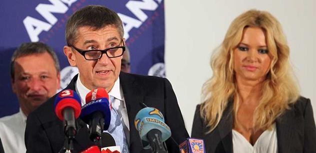 Andrej Babiš: Jestli některé z mých dětí vstoupí do politiky...