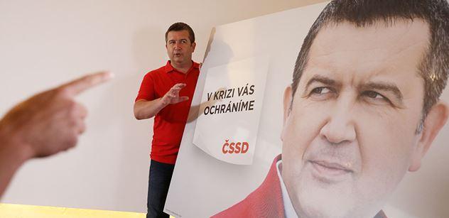 I ČSSD posouvá kvůli nákaze svůj sjezd