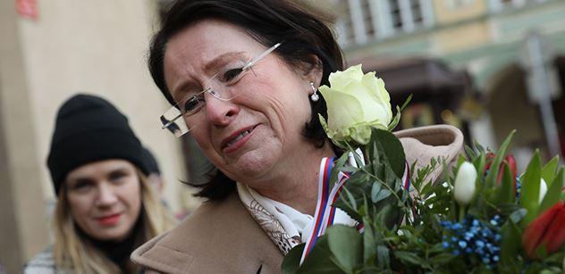 Ztopořený penis: K věci vystoupila i Miroslava Němcová. Byli jsme u toho