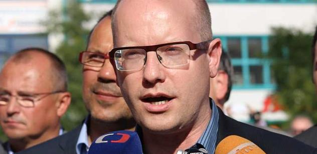 Lid promluvil k situaci v ČSSD: Věříme víc Sobotkovi