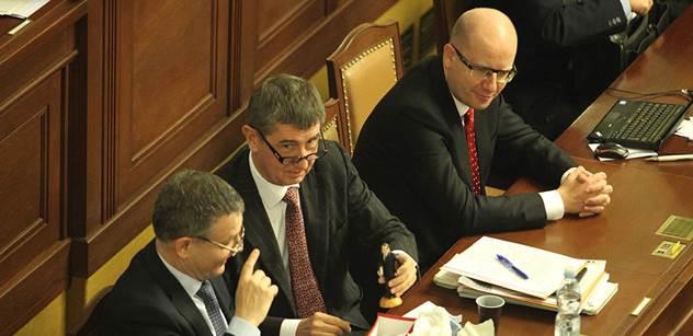 Sněmovna podpořila první krok ke zrušení druhého penzijního pilíře