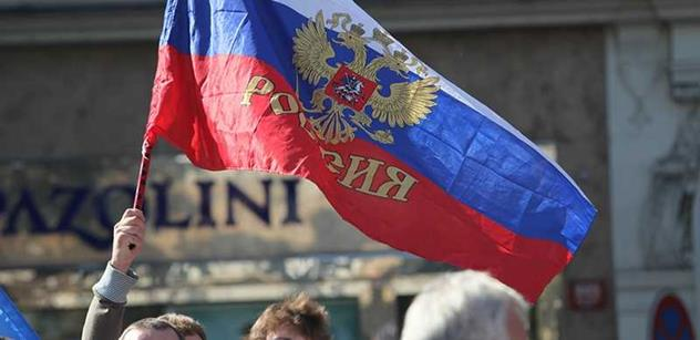 Pravicový myslitel: Rusko má špatné zkušenosti se Západem: Napoleon, Hitler a NATO. Havel a Klaus dělali, co museli. A Masaryk by dnes...