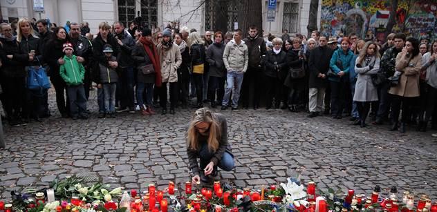 Vraždění, střílení, sekání hlav, znásilňování. Tomu se Evropa nevyhne, říká zkušený politik a diplomat