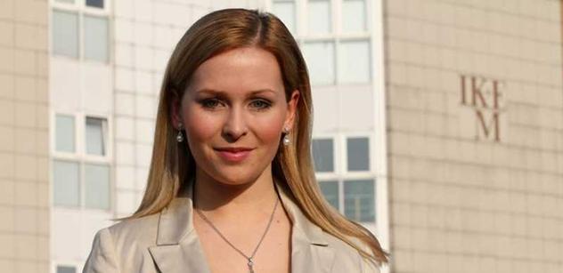 Redaktorka ČT se stala šéfkou komunikace IKEMu