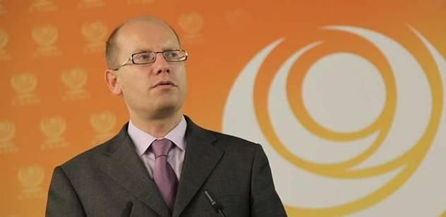 Oranžový Sobotka vzkazuje Nečasovi: Reformu ti zrušíme