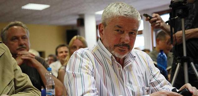 Vladimír Železný se vrací. Má šéfovat TV Barrandov