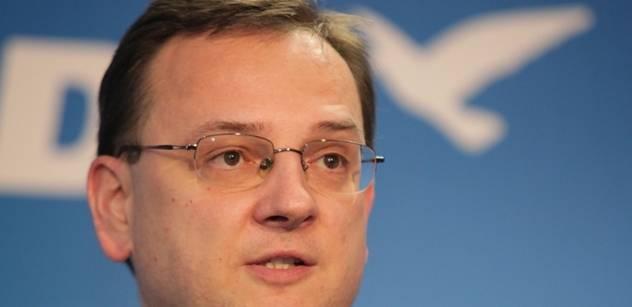 Vedení ODS se pohádalo kvůli zvyšování daní. Nečas zvyšoval hlas