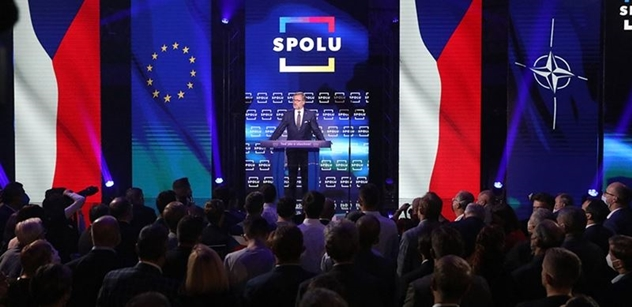 Publicista čte varovné signály: Petr Fiala? Metody bolševika, vlajka EU v zádech značí vazalství. A teď Babiš...