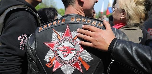 Slavná propaganda, Krym a východ Ukrajiny, jeden vyhoštěný v Polsku. Máme čerstvé zprávy z jízdy Nočních vlků Českem