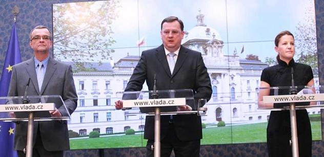 The Economist: Strany české koalice jsou nenáviděné voliči