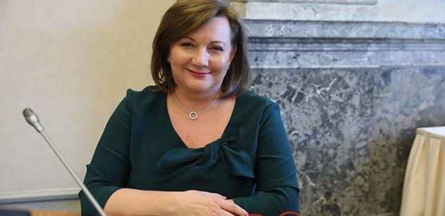 Ministryně Schillerová: Německo je v horší kondici než my