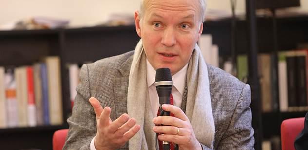 Pavel Fischer: Státní aparát se musí modernizovat a sloužit občanům