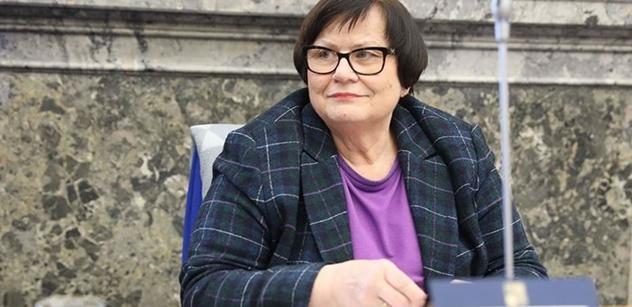 Ministryně Benešová: Probační a mediační služba uvolnila milion pro oběti bohumínské tragédie