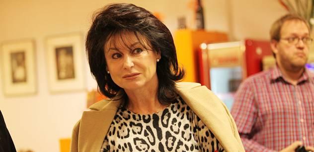 Bývalá nejvyšší státní zástupkyně Vesecká: Presumpce neviny je prázdný pojem