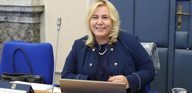 Ministryně Dostálová: Fond pro spravedlivou transformaci by napomohl financovat restrukturalizaci v regionech zatížených těžbou uhlí
