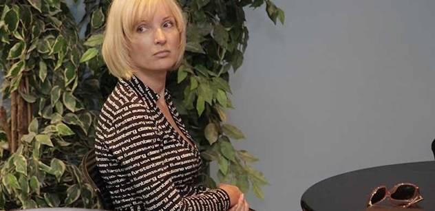 Petra Paroubková: Muž se v roce 2010 zachoval jako chlap. Teď tam jsou jen zbabělci a prospěcháři