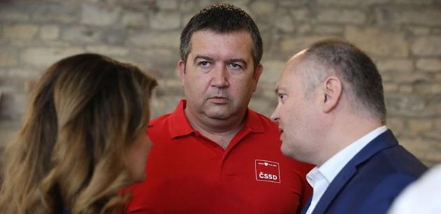 Ministr Hamáček: Pro naše voliče není Senát tak důležitý, jako pro voliče opozice