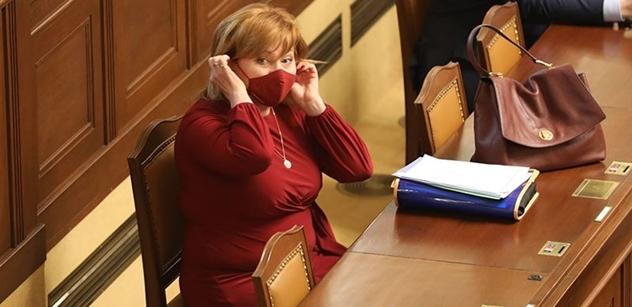 Ministryně Schillerová: 16 195 korun měsíčně. Průměrný důchod od ledna 2022