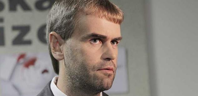 """Policie pohrozila Šlachtovi """"kroky v trestněprávní rovině"""""""