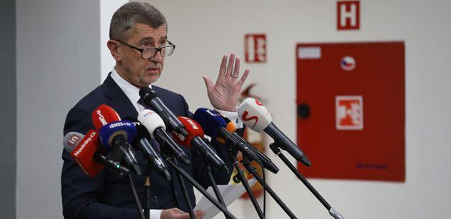 Premiér Babiš: Zakázali jsme reexport léků do zahraničí