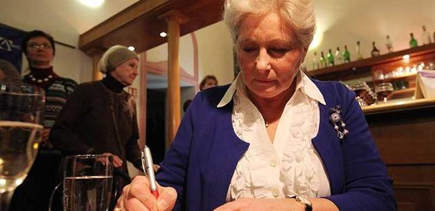 Roithová příští rok nechce jít do voleb. Do vedení lidovců však kandiduje