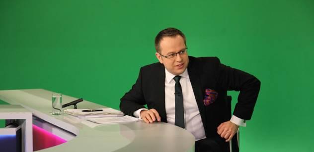 Zkušený novinář se zhrozil: Porušení novinářské etiky Václavem Moravcem. ČT by se měla distancovat!