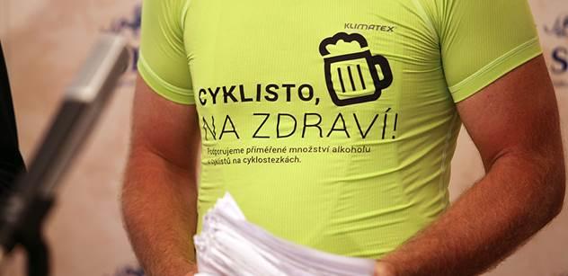 Chcete o víkendu na Slovácku trochu koštovat a vyrazit na kolo? Pak si raději připravte 50.000 na pokutu