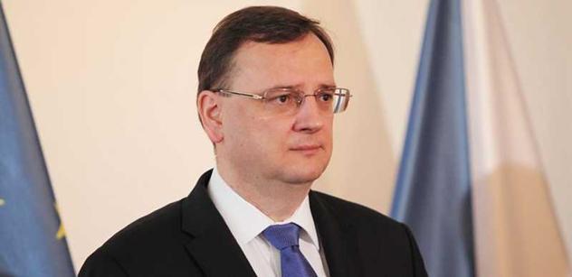ČR vždy kladla důraz na snižování strukturálního deficitu, prohlásil Nečas v Bruselu