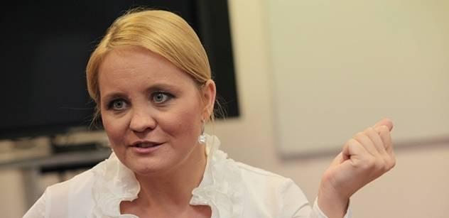 Pavlína Kvapilová končí v pozici ředitelky nových médií ČT. Byla odvolána