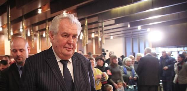 Rusové oceňují Zemana: Pádná odpověď, zachoval si čest. Amatér Schapiro by měl raději změnit povolání