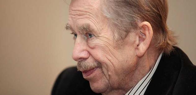 Václav Havel z roku 1996. Slova, která nebyla nikdy zveřejněna
