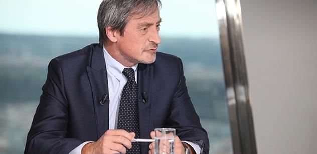 Migraci do Evropy financují Rusové, slyšel od kolegy ministr Stropnický. Důkazy nemám, ale uvědomte si, komu rozklad EU slouží, dodává