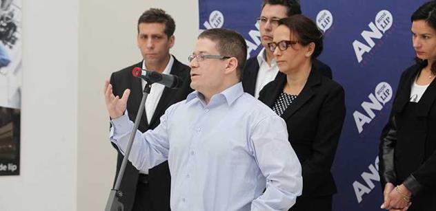 Nacher (ANO): Zavést, zrušit, zavést aneb penzijní reforma po česku