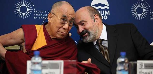 Výsledek obrázku pro olser herman dalajláma