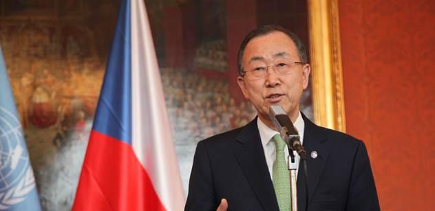OSN chce od Ruska seznam humanitární pomoci dodané na Donbas