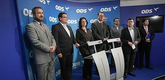 ODS prodává staré sídlo na Janském vršku. Za 139 milionů
