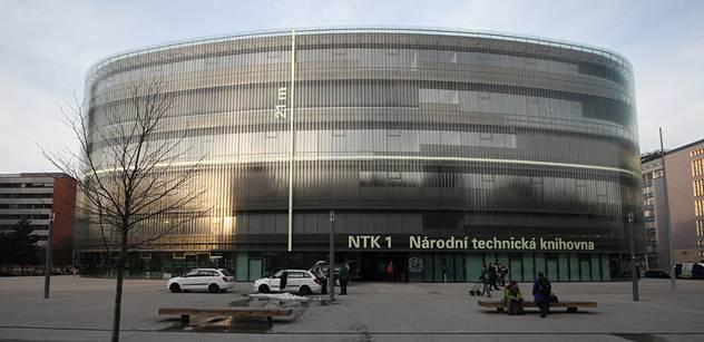 Národní technická knihovna oslaví desáté výročí